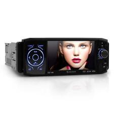 """BLUETOOTH FREISPRECHANLAGE 11CM TOUCHSCREEN 4,3"""" AUTORADIO DVD PLAYER USB SD MP3"""