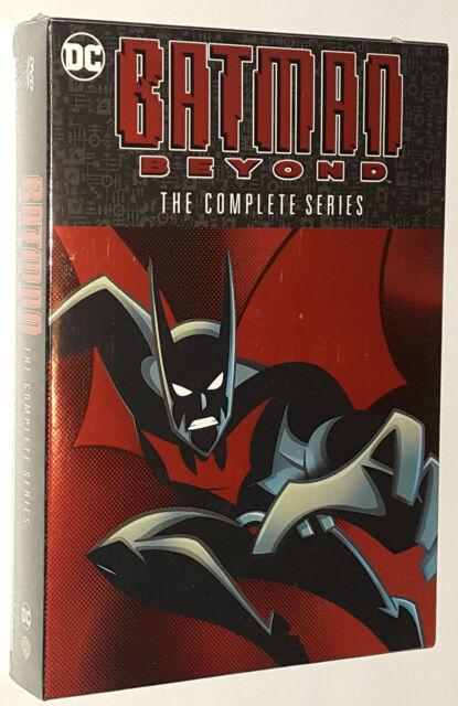Batman Beyond: la Completa Serie Temporadas 1 , 2 , 3 DVD Caja Set Nuevo