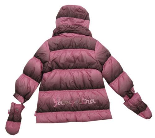 Pampolina Jacke Winterjacke Steppjacke Kapuze Mehrfarging Mädchen Gr.74  NEU!
