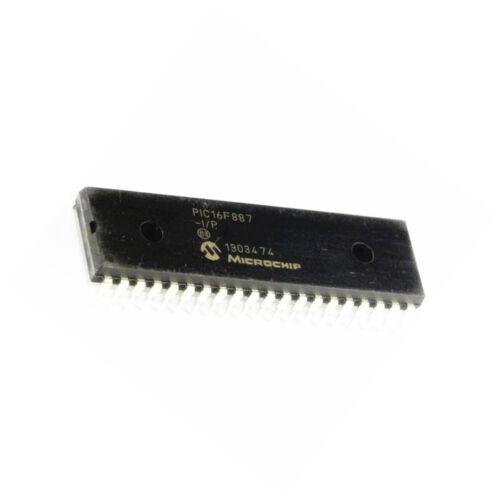 1PCS NEW PIC16F887 PIC16F887-I//P DIP-40 MICROCHIP IC