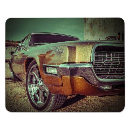 "Oldtimer Mousepad /""Ford Thunderbird/"" Mauspad USA US Car Amerika"