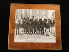 1968 United State Olympic Basketball Team Photograph Plaque