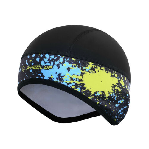 Bicycle Waterproof Cycling Cap Winter Warm Fleece Thermal Running Hat Windproof