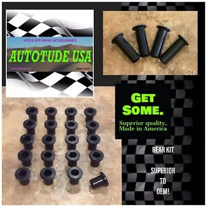 2008 Sportsman Touring 800 EFI Front A-Arm DELRIN Bushing Kit SUPERIOR TO OEM!