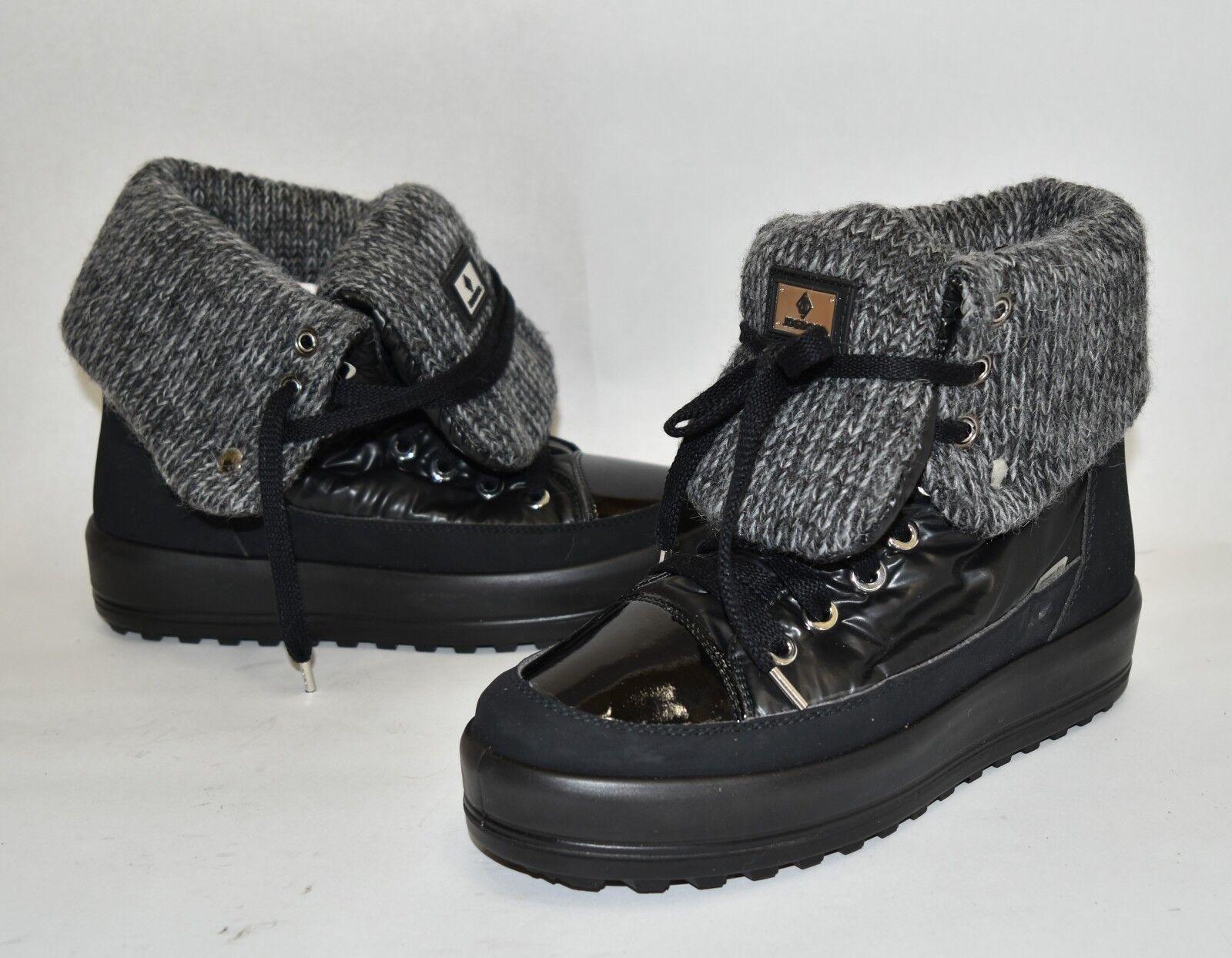 disegni esclusivi New Jog Dog Val Louron Foldover Waterproof avvioie nero nero nero Sz 41 Eu 11 US MSRP  388  grande vendita