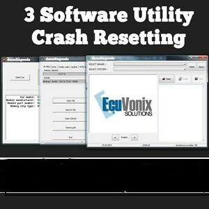 AgréAble Software To Remove / Delete / Reset Airbag Srs Crash Data And Airbag Resitting Doux Et Doux