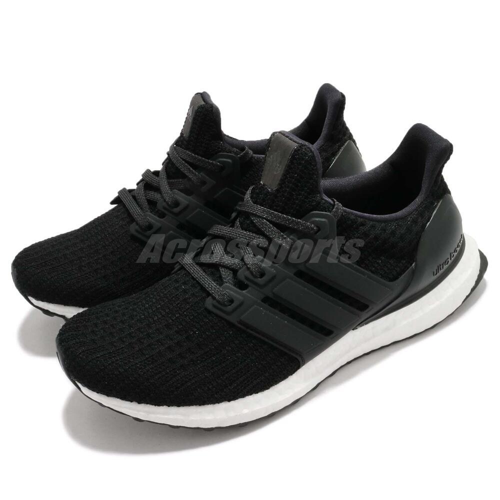 adidas UltraBOOST W 4.0 Primeknit noir blanc Femme fonctionnement chaussures Sneaker BB6149