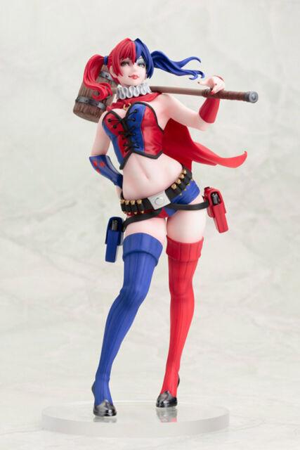 Harley Quinn New 52 Shunya Yamashita 1/7 Unpainted Figure Model Resin Kit