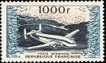 FRANCE-TIMBRE-STAMP-AVION-N-33-034-BREGUET-034-PROVENCE-034-PORT-D-039-ALGER-034-NEUF-XX-TTB