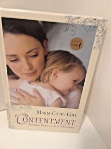 Contentment-Inspiring-Insights-for-LDS-Mothers-by-Maria-Covey-Cole-SIGNED