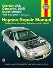 Chrysler LH: 1998-04 by Haynes Manuals Inc (Paperback, 2008)