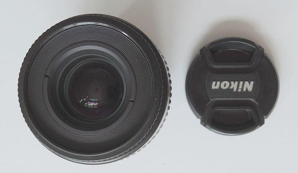 Zoom, Nikon, AF Nikkor 28-80mm