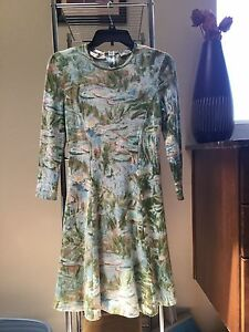 goldworm dress Vintage