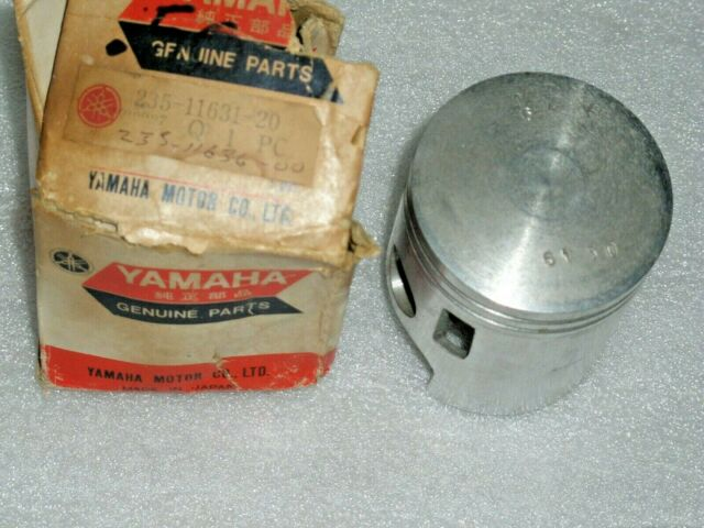 NOS Yamaha 1968 YR2 YR2C 1967 YR1 1969 R3 Piston Ring 2nd O//S 0.50 168-11601-20