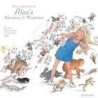 Alice's Adventure in Wonderland Family Organiser Wall Calendar 2017 Flame Tree