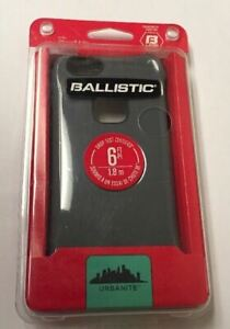 Ballistic-Urbanite-Huelle-fuer-Apple-IPHONE-6-6s-Grau-Neu