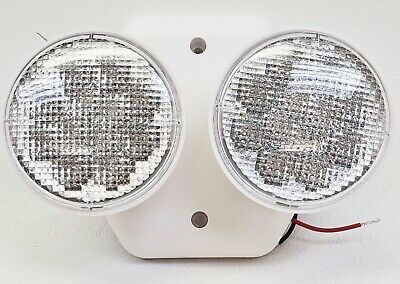 New Lightalarms Elf652d Led Thermoplastic Led Emergency Light Ebay