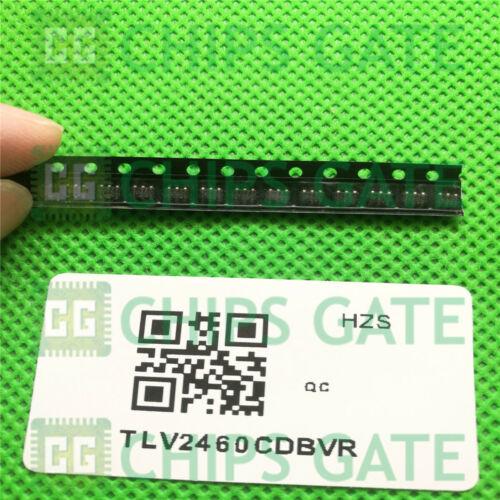 15PCS NEW TLV2460CDBVR TI 09 SOT23-6
