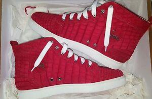 louboutin crocodile sneakers