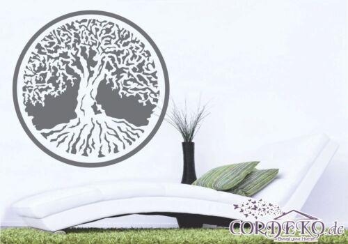 Lebensbaum ●︎ Wandtattoo ● Baum des Lebens Spiritualität Wandaufkleber Aufkleber