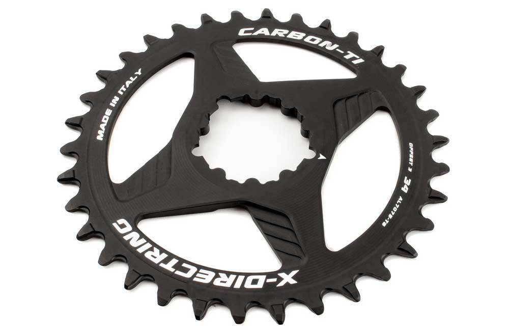 Carbon you Mono Crown X-directing SRAM Boost 34 - 49 Gr.