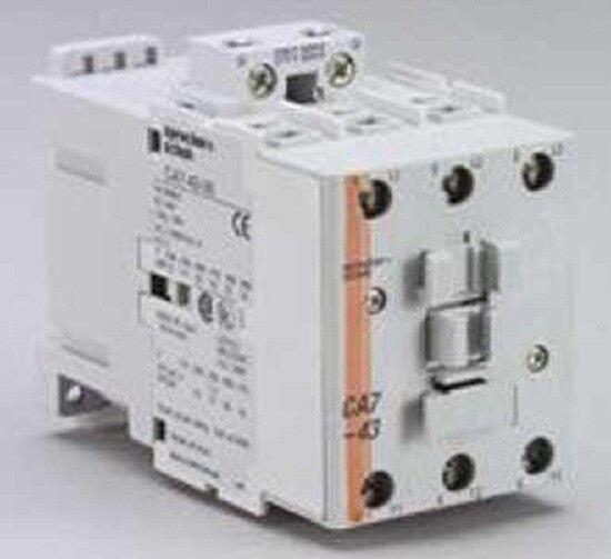 Sprecher+Schuh CONTACTOR 3-Poles 22kW 43A-85A AC Coil- 110V Or 240V