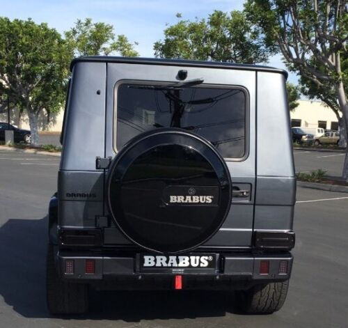 Brabus Logo Euro License Plate Made By Brabus in Germany One Pc Only