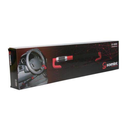 Voiture Volant Crampon Pédale Volant Serrure 49,5 à 78 cm vol de voitures particulières