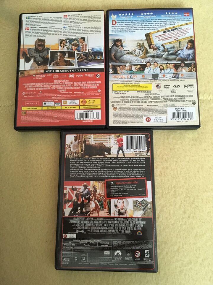 Flere forskellige, DVD, komedie