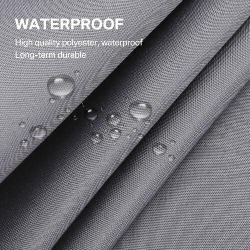 Sun Shade Sail Outdoor Garden Waterproof Awning Canopy Patio Cover 98/% UV Block