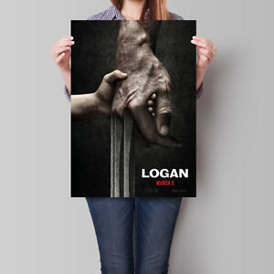 Logan-Movie-Poster-2017-Film-Hugh-Jackman-Wolverine-IMAX-16-6-x-23-4-in-A2
