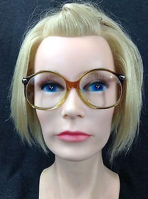 Alte Brille 60er 70er 80er J. Original Brillengestell Lesebrille Vintage Fassung