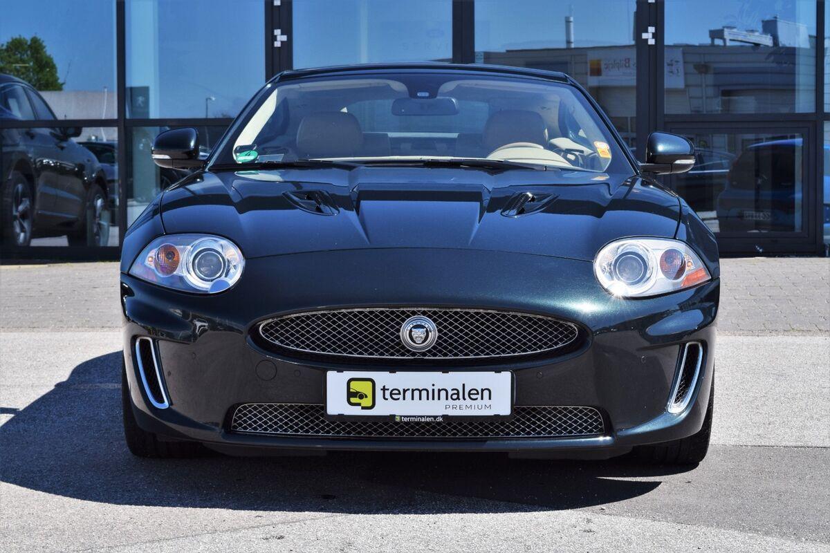 Jaguar XKR S/C Coupé aut.