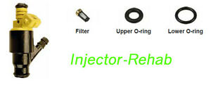 Bmw 318i Z3 Fuel Injector Service Repair Kit Seals Filters
