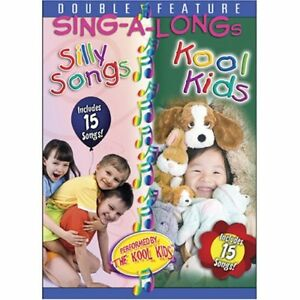Sing-A-Long-15-SONGS-DVD-Brand-New-amp-Sealed-Fast-Ship-OD-253