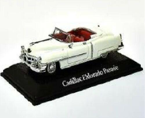 Atlas 1:43 Cadillac Eldorado Parade Dwight D Eisenhower