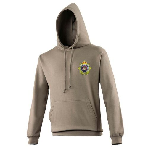 Royal Logistic Corps Hoodie Top!