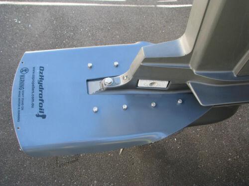 Honda 115D-150-200-225-250hp Aluminium Outboard Hydrofoil Oz Hydrofoil