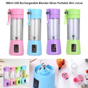 380ml-Mini-USB-Rechargeable-Electric-Juicer-Bottle-Fruit-Blender-Mixer-Portable