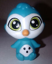Littlest Pet Shop Blue Penguin 3978 Mystery Blind Bag Series 3 Cozy Snackers