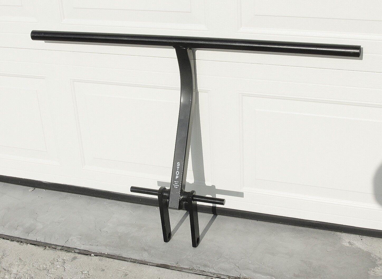 SOLOFLEX Floating Lever Arm Bench Press Bar Squat Bar Solo Flex