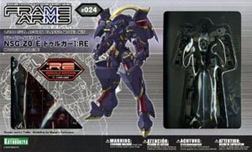 KOTOBUKIYA FRAME ARMS NSG-Z0 E DURGA I   RE Model Kit NEW from Japan F S