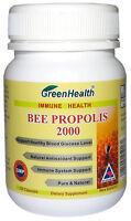 New Zealand Super Bee Propolis 2000mg x 100 Capsules