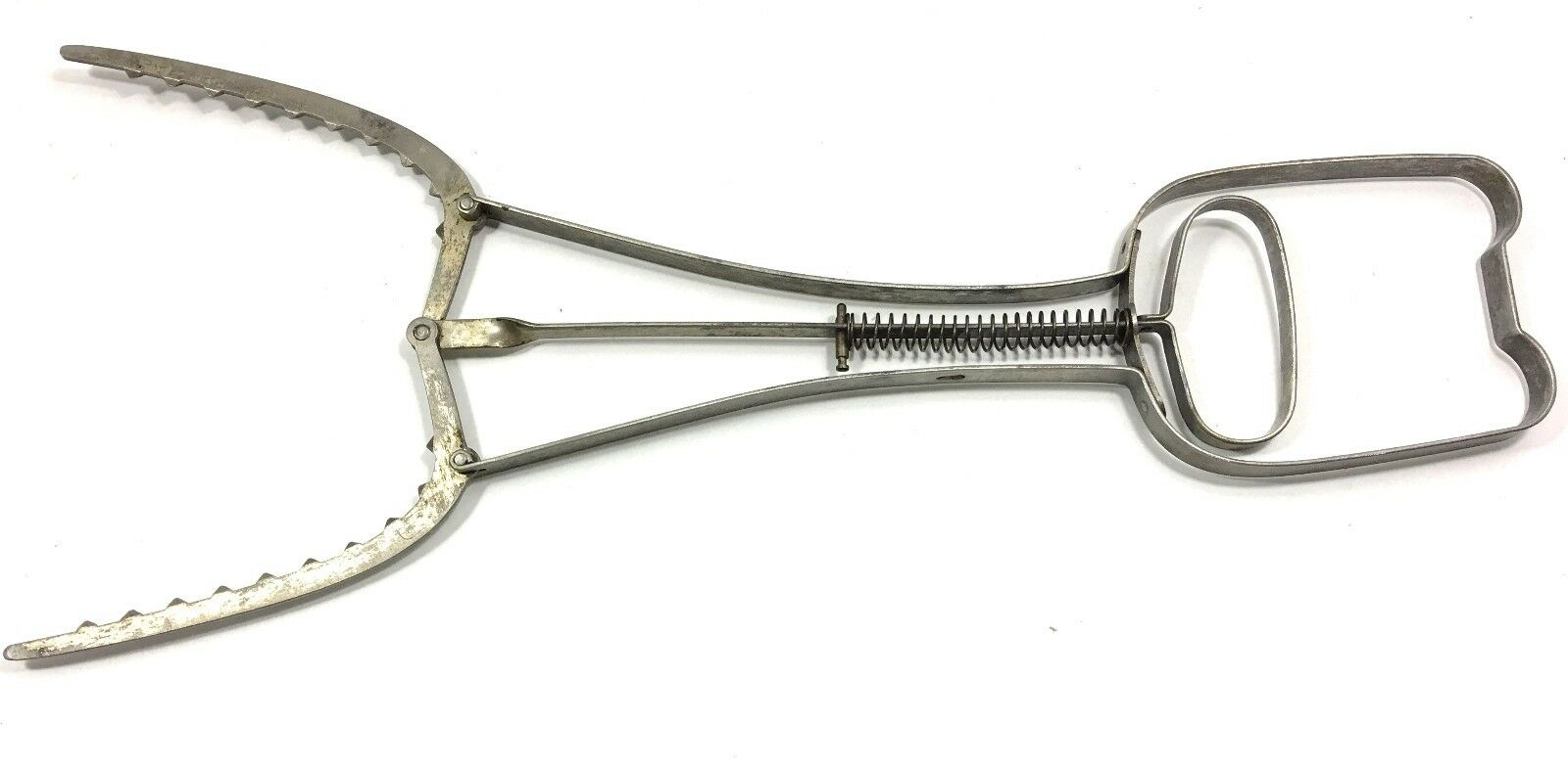 Rare 1911-1930 Marbles Clincher Gaff Fish Grabber Humane Patents Allowed 1200-TL