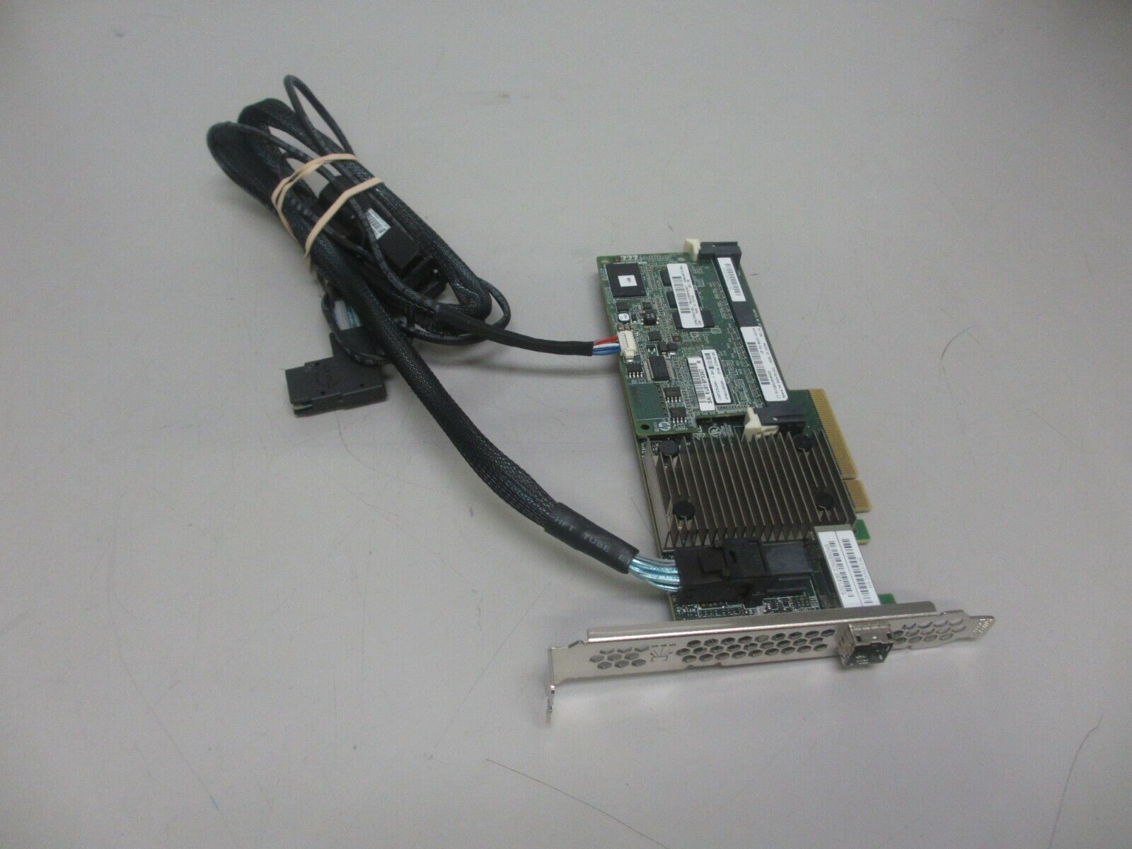 HP 842475-001 PCIe network card for HPe Storeonce B6Q91-60104 w/ Cable