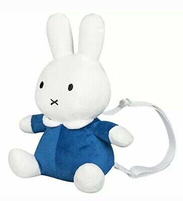 Dick Bruna Collectible Official Velvet Miffy Nijntje Soft Toy Plush Dark Teal