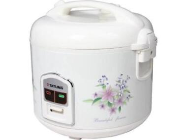 Tatung 10-Cup Electric Rice Cooker