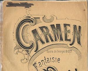 CARMEN-Opera-en-quatre-actes-de-Georges-BIZET-Fantaisie-de-Georges-BULL-N-11
