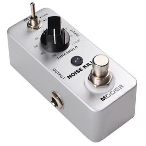 mooer noise killer noise reduction micro guitar effects pedal ebay. Black Bedroom Furniture Sets. Home Design Ideas