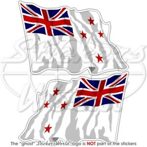 NEW-ZEALAND-NAVY-Flying-Flag-RNZN-Stickers-75mm-3-039-x2